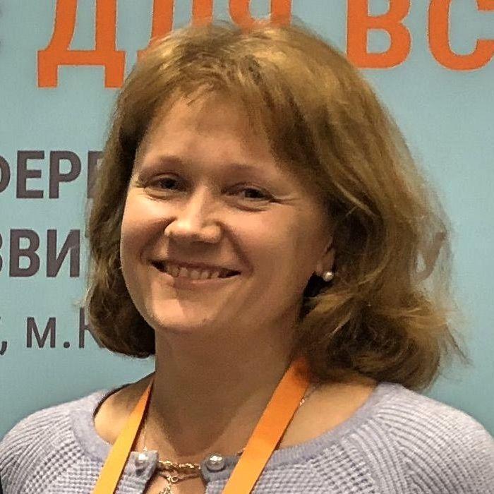 Наталія Алєшугіна